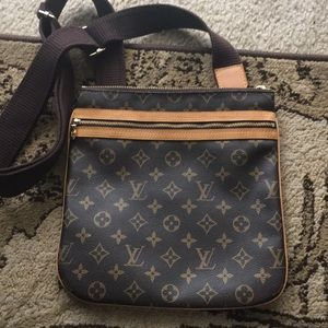 Handbags - Monogram crossbody
